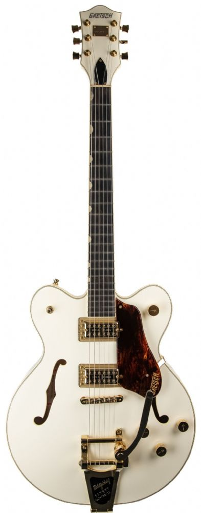 Gretsch G6609TG Players Edition Broadkaster Vintage White